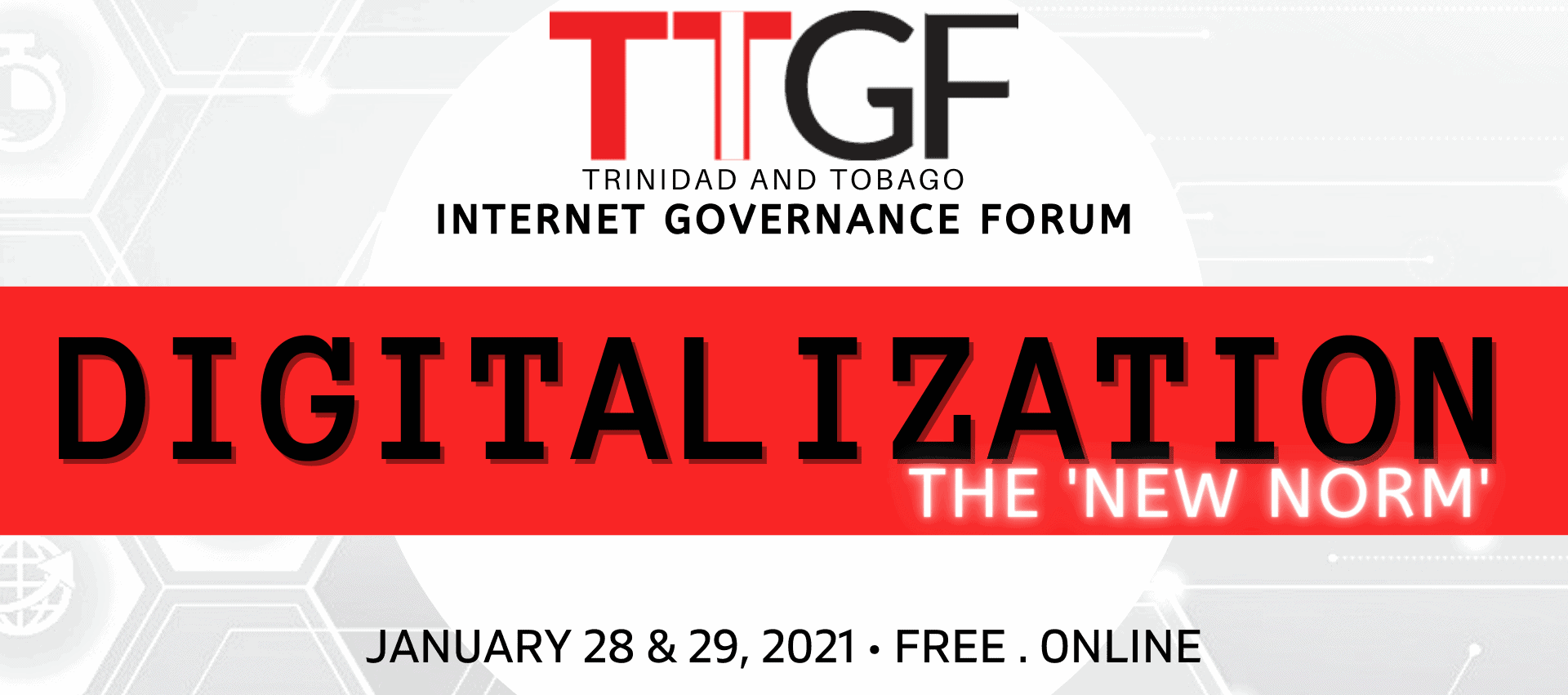Trinidad and Tobago Internet Governace Forum 2021