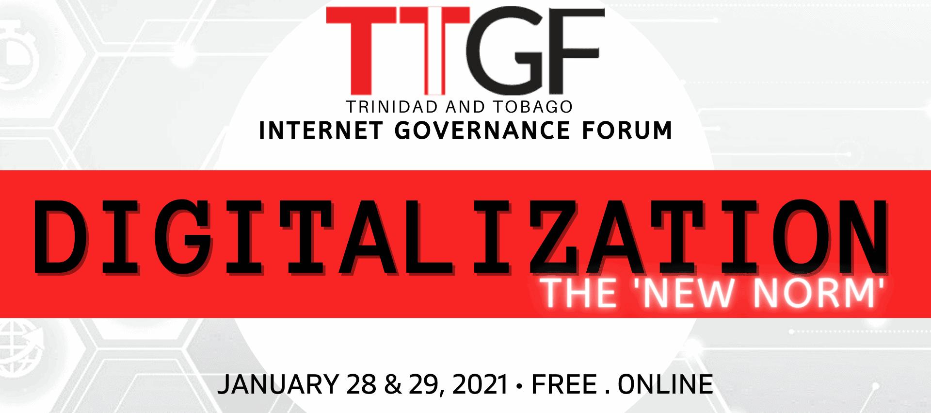 Trinidad and Tobago Internet Governace Forum 2021